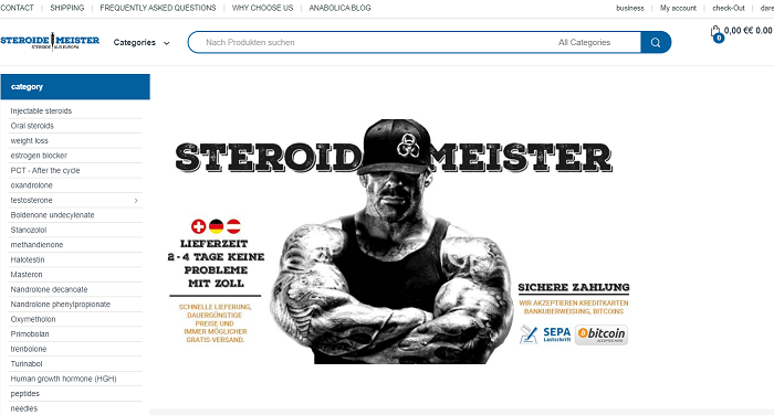 Why Choose Natural Supplements and Anabolic Steroids