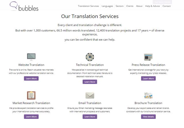 The Benefits of Human Translation