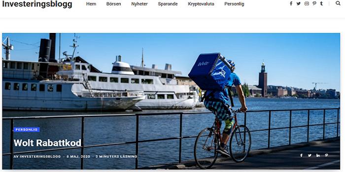 Courier On-boarding Copenhagen