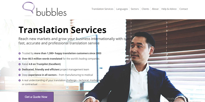 The Very Best Translation Services Available