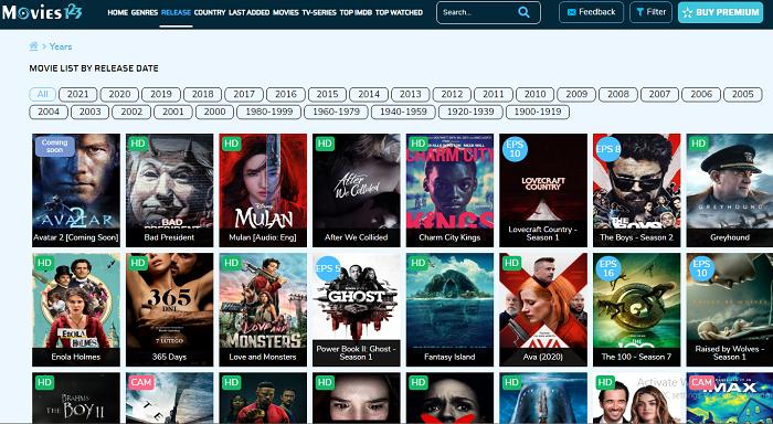 20 Best Free Movie Download Sites To Watch Movies Online In 2020