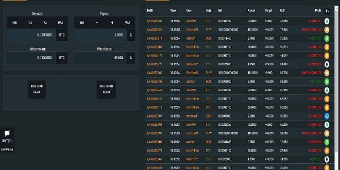 Now Or Never For bitcoin dice Uzbekistan